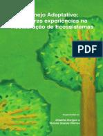 Manejo Adaptativo - Restauração de Ecossistemas.pdf