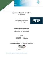 Refuerzo UNI 4 Modelado