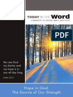 Today in the Word 01-2015