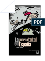 Millan Jesus Alonso - La Guerra Total en España 1936 1939