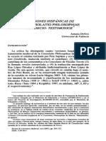 Versiones Donas RLM 2007
