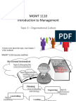 MGMT1110 Topic 3 Org culture.pdf