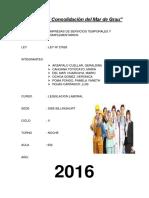 EMPRESAS DE SERVICIOS TEMPORALES Y COMPLEMENTARIOS