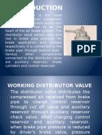 Distributor Valve
