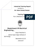 Training Report2
