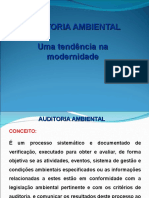 Aula Auditoria Ambiental 1