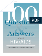 100 Questions and Answers to HIV