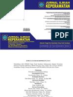 Jurnal Ilmiah Keperawatan Vol. 10 No. 1 Edisi Maret 2016