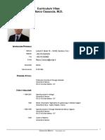 CV Europeo in Italiano