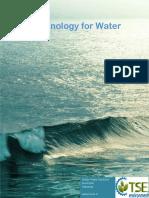 TSE Water Solution Brochure Municipal 2013 14