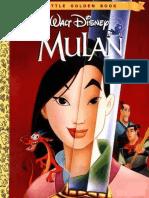 Mulan - Disney