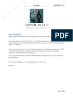 Scent of Sex V1.3 User Guide