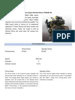 Deutz China TD226B 4D