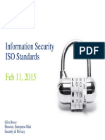 TCLG Information Security ISO Standards Feb 2015