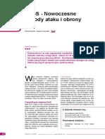 2007.02_DDoS - Nowoczesne Metody Ataku i Obrony