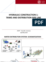 10 Tanks DistributionPipeLine