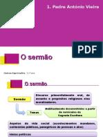 PowerPoint 1 - O Sermão.