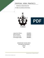 Proposal KP PT BKI Baru