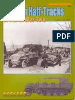 German Half-Tracks Of WWII.pdf