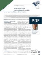 HRAM in Clinical Editorial Bertrand Rocaht August 12