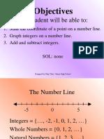 Add Sub Integers