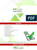 MCash 2016