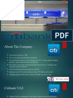 Group 7 Citibank