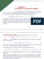 problemas de una particula con solucion analitica.pdf