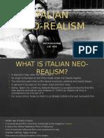 italian neo-realism