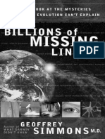 Billions of Missing Links_ a Ra - Geoffrey Simmons