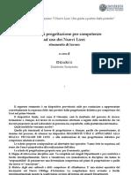 Programmazione di latino per competenze