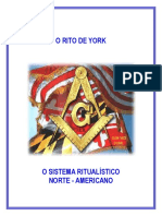 AR094 O Rito de York Sistema Ritualístico Norte Americano