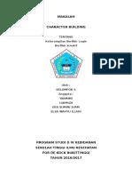 MAKALAH Tugas Character Building Klp 6