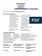 Jobswire.com Resume of b_shook2003