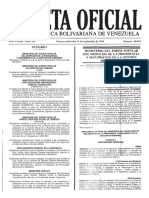 Gaceta Oficial Número 40.993 de la República de Venezuela, 21 de septiembre de 2016