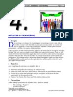 Case Study ESSS - Milestone 04 Data Modeling