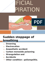 Artificial Respiration
