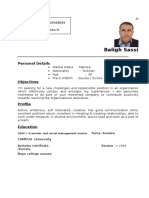 CV baligh (2)