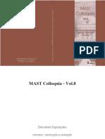 Discutindo Exposições Mast Colloquia 8 Conceito Construção Avaliação