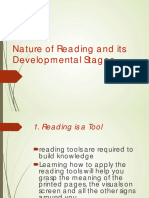 L1 Nature of Reading