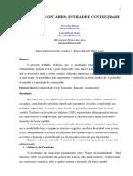 POSTULADOS CONTABEIS