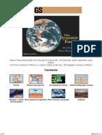 Plate Tectonics - The Dynamic Earth