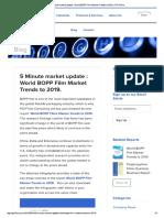 BOPP film worldwide snapshot.pdf