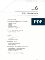 Capitulo 6 Emilio Durkheim