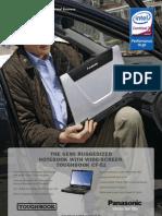 Panasonic Toughbook CF-52 - Fisa Tehnica