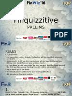 FinQ Prelim (With Answers)