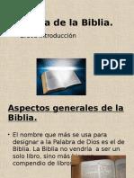 Historia de La Biblia Final