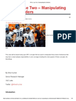 RPOs_ Case Two – Manipulating Box Defenders