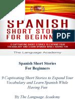Spanish_ Short Stories For Begi - The Language Academy.pdf