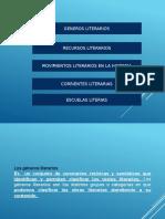 GÉNEROS LITERARIOS.pptx